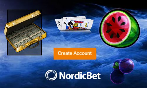 Nordicbet Casino Review 100 Bonus Up To 50 25 Freespins Playspins